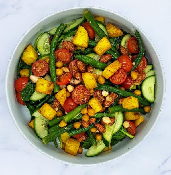Nicoise Salad, vegmeup, vegan, plant based, food box