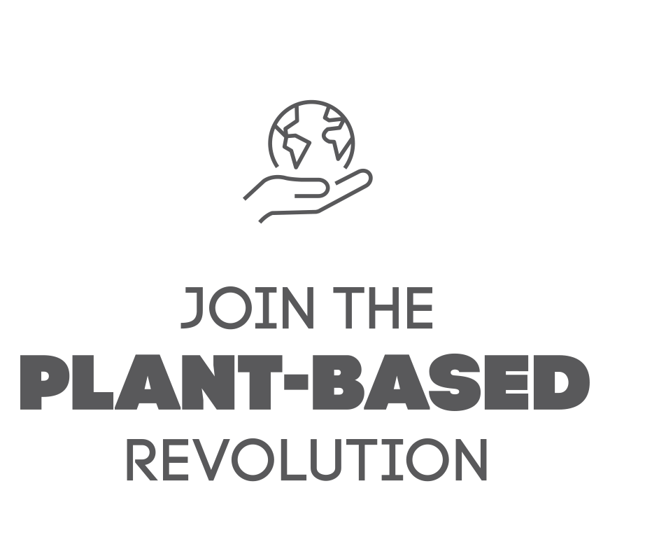 Join the plant based revolution