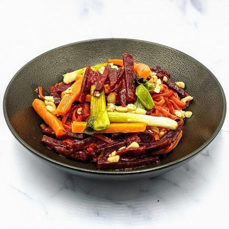 vegmeup plant-based vegan meals beetroot